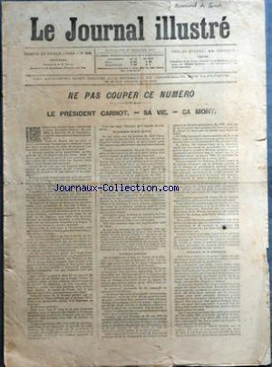JOURNAL ILLUSTRE (LE) no:26 01/07/1894