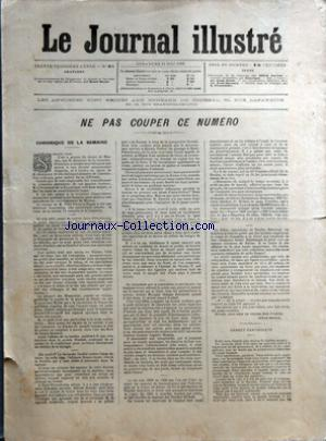 JOURNAL ILLUSTRE (LE) no:21 24/05/1896