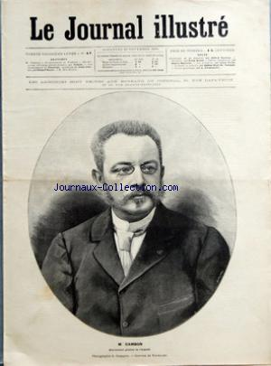 JOURNAL ILLUSTRE (LE) no:47 22/11/1896