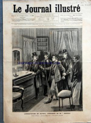 JOURNAL ILLUSTRE (LE) no:21 27/05/1894