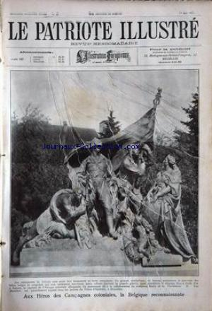 PATRIOTE ILLUSTRE (LE) no:18 01/05/1927
