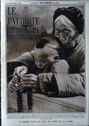 PATRIOTE ILLUSTRE (LE) no:22 03/06/1934