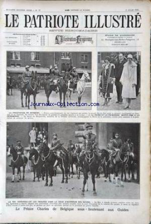 PATRIOTE ILLUSTRE (LE) no:27 04/07/1926