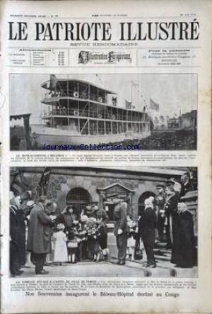 PATRIOTE ILLUSTRE (LE) no:25 20/06/1926
