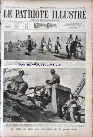 PATRIOTE ILLUSTRE (LE) no:15 11/04/1926