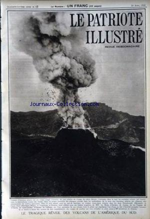 PATRIOTE ILLUSTRE (LE) no:17 24/04/1932