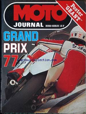 MOTO JOURNAL no: 01/10/1977
