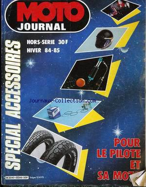 MOTO JOURNAL no: 31/12/1984