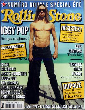 ROLLING STONE no:10 01/07/2003