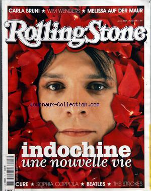 ROLLING STONE no:15 01/01/2004