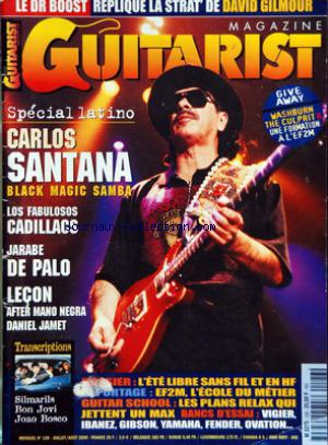 GUITARIST MAGAZINE no:126 01/07/2000