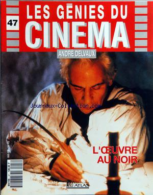GENIE DU CINEMA (LES) no:47