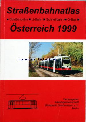 STRASENBAHNATLAS no: