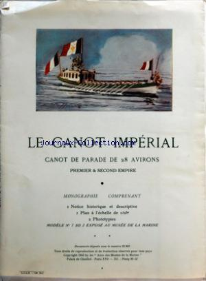 CANOT IMPERIAL (LE) no: