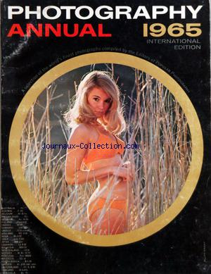 PHOTOGRAPHY ANNUAL no: 01/01/1965