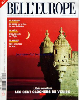BELL'EUROPE no:1 01/07/1994