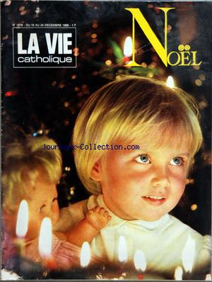 VIE CATHOLIQUE (LA) no:1219 18/12/1968