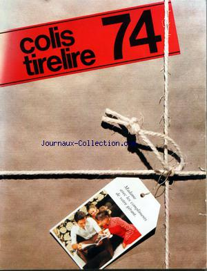 COLIS TIRELIRE no:142