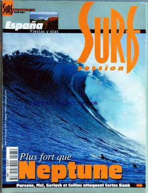 SURF SESSION no:165 01/04/2001