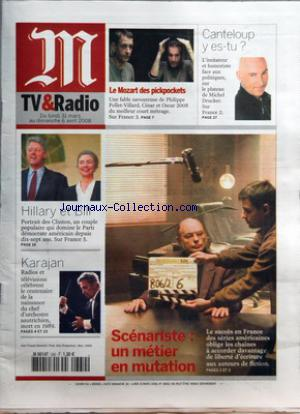 M TV ET RADIO no:330 31/03/2008