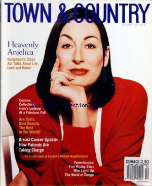 TOWN AND COUNTRY no: 01/10/1994