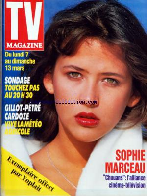 TV MAGAZINE no: