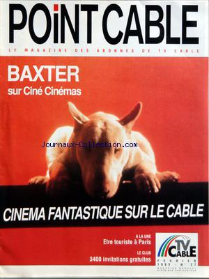 POINT CABLE no:27 01/02/1993