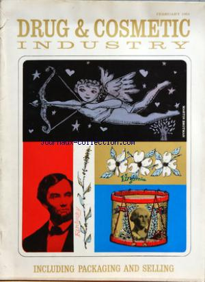 DRUG AND COSMETIC INDUSTRY no: 01/02/1964