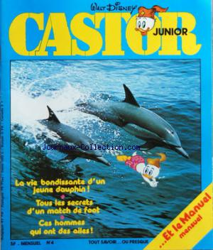 CASTOR JUNIOR no:4