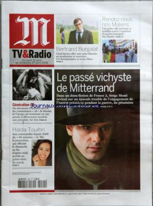 M TV ET RADIO no:420 21/04/2008