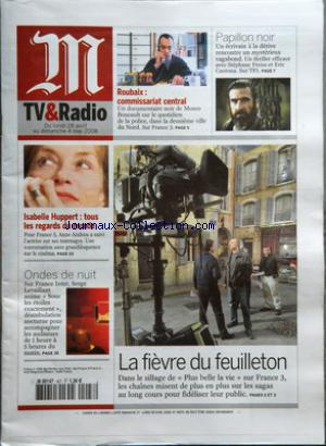 M TV ET RADIO no:427 28/04/2008