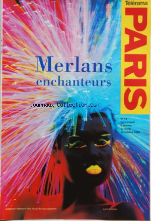 TELERAMA PARIS no:43 06/10/1993