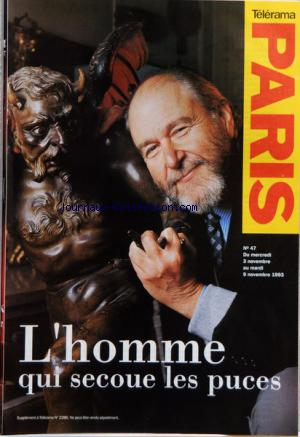 TELERAMA PARIS no:47 03/11/1993