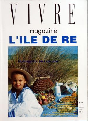 Vivre magazine l ile de re mus e de la presse - Decoration ile de re ...