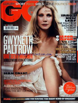 GQ BRITISH no: 01/06/2008