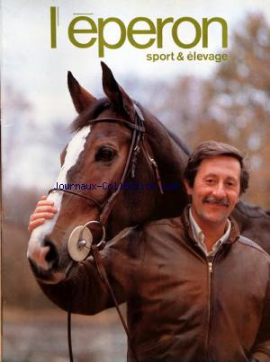 EPERON SPORT ET ELEVAGE (L') no:263 01/12/1982