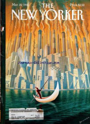 NEW YORK (THE) no: 20/03/1995