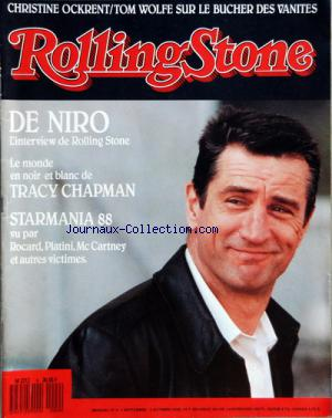 ROLLING STONE no:9 07/09/1988