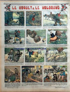 PETIT ILLUSTRE AMUSANT (LE) no:9 27/02/1909