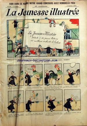 JEUNESSE ILLUSTREE (LA) no:45 03/01/1904