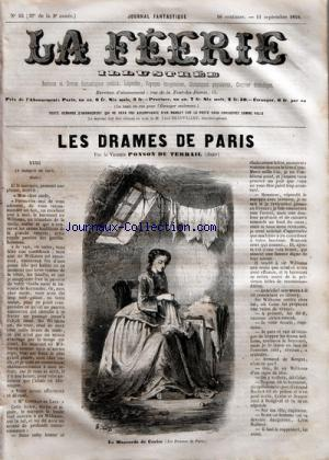 FEERIE ILLUSTREE (LA) no:55 11/09/1859