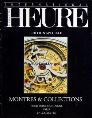 HEURE INTERNATIONAL MAGAZINE no: 04/03/1994
