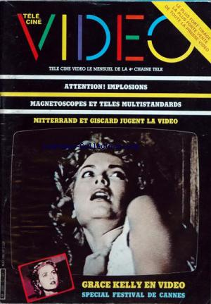 VIDEO TELE CINE no:7 01/05/1981