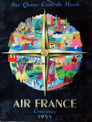 AIR FRANCE CROISIERES no: 01/01/1955