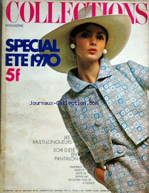 COLLECTIONS MAGAZINE no:191 01/07/1970