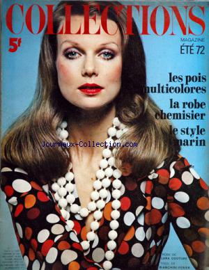 COLLECTIONS MAGAZINE no:199 01/07/1972