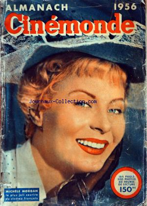 ALMANACH CINEMONDE no: 01/01/1956