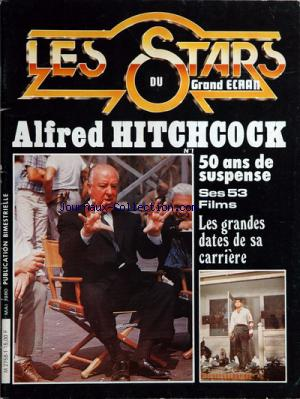 STARS DU GRAND ECRAN (LES) no:1 01/05/1980