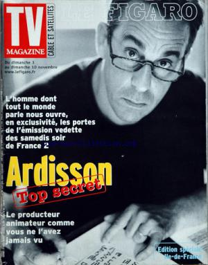 FIGARO TV MAGAZINE (LE) no: