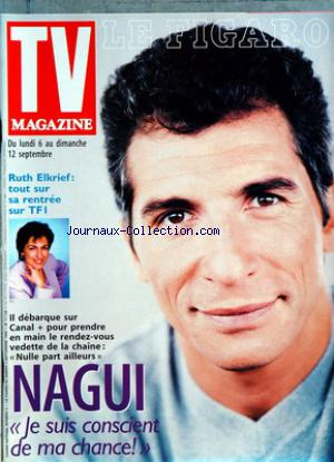 FIGARO TV MAGAZINE (LE) no:17126 04/09/1999